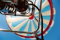 Foto: Detail - Blick nach oben (Kapadokya Ballooning)