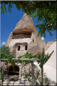 Photo: Fairy Chimney in Cappadocia, Turkey