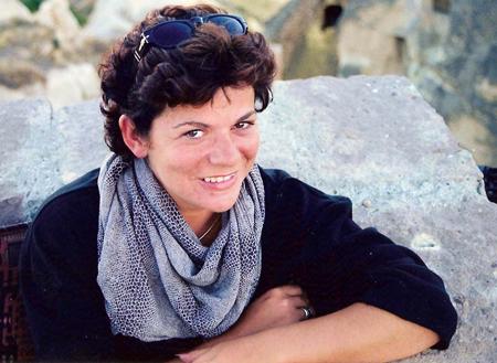 Evelyn Kopp - Besitzer des kleinen Höhlen Hotel in Kappadokien, im Herzen der Türkei