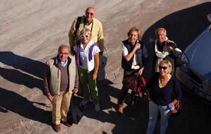 Foto: Unsere Gäste - Gruppen Dynamik / ASMALI CAVE HOUSE Kleines Höhlen Hotel in Kappadokien, Türkei