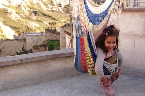Foto: Unsere Gäste - Die Jüngsten / ASMALI CAVE HOUSE Kleines Höhlen Hotel in Kappadokien, Türkei