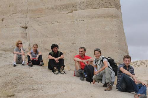 Foto: Misafirlerimiz - ASMALI CAVE HOUSE Küçük Butik ve Kaya Oteli, Kapadokya
