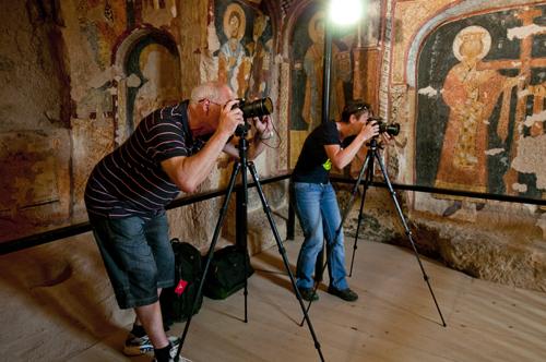 Fotoreise Kappadokien - Wunderbare Motive und ungewöhnliche Unterbringung in Höhlenhotel ASMALI CAVE HOUSE in Kappadokien, Türkei