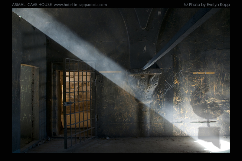 Fotoğraf Galerisi | Kapadokya Özel | Terk edilmiş mekanlar | Resimler by ASMALI CAVE HOUSE Küçük Kaya Oteli | Evelyn Kopp