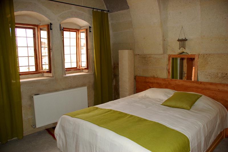 Hotel Kappadokien   ASMALI CAVE HOUSE Kleines Höhlenhotel in ...