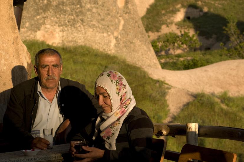 Foto: Erzählungen und Kindheitserinnerungen aus Uchisar in Kappadokien, Türkei