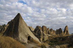 Image: Zemi Valley in Cappadocia, Turkey