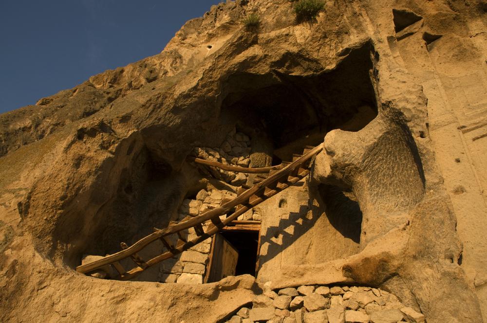 Selime in Kappadokien / von Evelyn Kopp Höhlenhotel Kappadokien | ASMALI CAVE HOUSE, Türkei