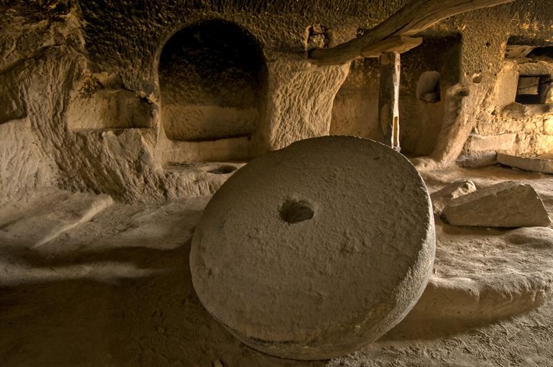 Foto Galerie: Die Dörfer Kappadokiens - Ortahisar / Photo by Evelyn Kopp - Höhlen Hotel ASMALI CAVE HOUSE Kappadokien, Türkei