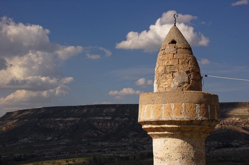 bilder kappadokien türkei