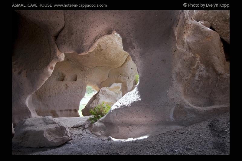 Foto Galerie: Licht und Dunkel Kappadokiens | Anregungen für Ihre Fotoreise in die Türkei | Höhlenhotel ASMALI CAVE HOUSE