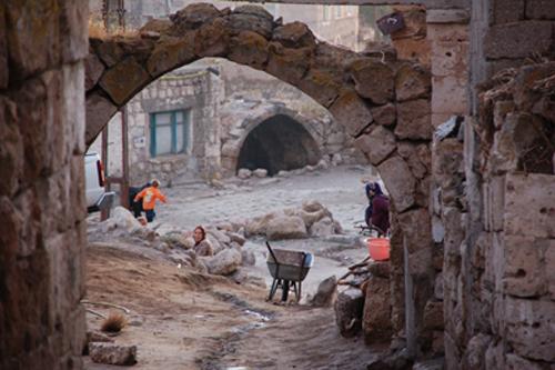 Marodes | verlassene Kirchen und Gebäude in Kappadokien, Türkei