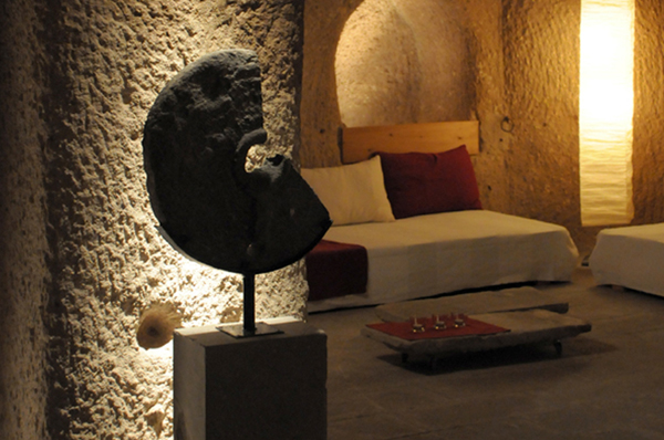 Photo: Suite Kaya Odalar - ASMALI CAVE HOUSE The small Cave Hotel in Kappadocia - the insider tip for your holidays in Turkey