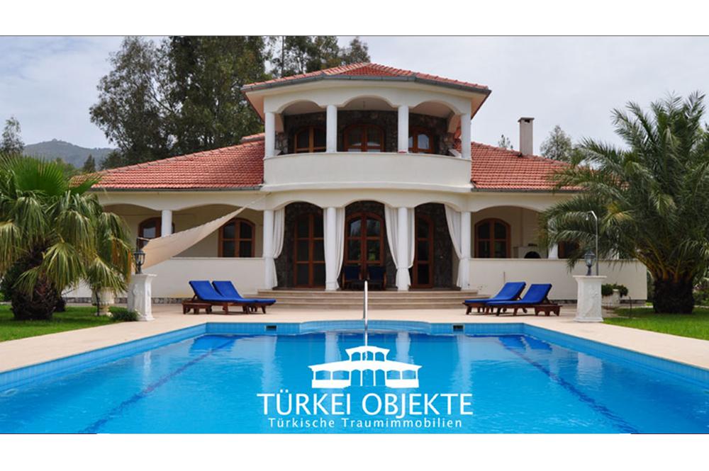 Villa Yakomoz - Exclusive Villa mit Pool an der Lykischen Küste der Türkei