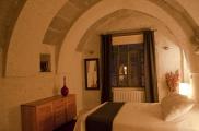 Foto: Schlafzimmer der Suite Asmali Odalar - Kleines Höhlenhotel ASMALI CAVE HOUSE  in Kappadokien, Türkei