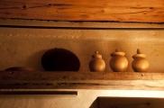 Foto: Detail Küche der Suite Asmali Odalar - Kleines Höhlenhotel ASMALI CAVE HOUSE  in Kappadokien, Türkei