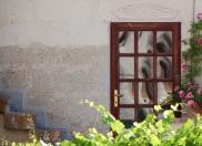 Foto: Terasse Suite Asmali Odalar - Kleines Höhlenhotel ASMALI CAVE HOUSE  in Kappadokien, Türkei