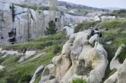 Fotogalerie: Fotos der Gäste des ASMALI CAVE HOUSE - Kleines Höhlenhotel in Kappadokien, Türkei