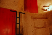 Photo: Bedroom of Cave Suite Kaya Odalar - ASMALI CAVE HOUSE small Cave Hotel in Cappadocia, Turkey