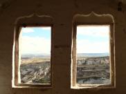Foto: Han Mahalle in Uchisar Kappadokien, Zentral-Anatolien Türkei