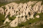 Foto: Das Taubental in Uchisar, Kappadokien, Zentral-Anatolien Türkei