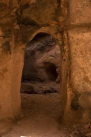 Foto: Offener Palast Gülşehir in Kappadokien, Türkei | Photo by Evelyn Kopp, Höhlenhotel Asmalı Cave House