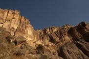 Foto: Ihlara Schlucht | von Evelyn Kopp ASMALI CAVE HOUSE Höhlenhotel Kappadokien, Türkei
