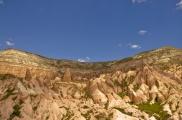 Foto: Das Rosental in Kappadokien, Türkei | Photo by Evelyn Kopp, Höhlenhotel Asmalı Cave House