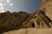 Foto: Selime in Kappadokien, Türkei | Photo by Evelyn Kopp, Höhlenhotel Asmalı Cave House Kappadokien