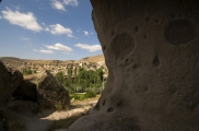 Image: Belisirma near Ihlara Valley in Cappadocia, Turkey | Photo by Evelyn Kopp ASMALI CAVE HOUSE Small Cave Hotel