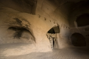 Foto: Das Dorf Belisirma  | Fotos von Evelyn Kopp ASMALI CAVE HOUSE Höhlenhotel in Kappadokien, Türkei