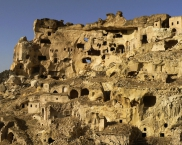 Photo: The Village Cavusin | Photo by Evelyn Kopp ASMALI CAVE HOUSE Cave Hotel in Cappadocia, Turkey