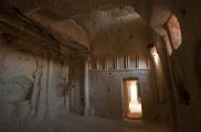 Foto: Ortahisar | Dorf und Kloster | Fotos von Evelyn Kopp ASMALI CAVE HOUSE Höhlenhotel in Kappadokien, Türkei