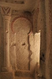 Foto: Das Dorf  | Fotos von Evelyn Kopp ASMALI CAVE HOUSE Höhlenhotel in Kappadokien, Türkei