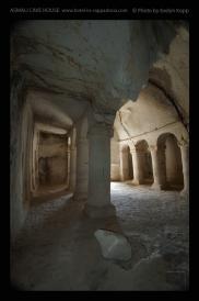 Fotoreise Kappadokien | Ortahisar | Höhlen-Architektur | Photo by Evelyn Kopp | Höhlenhotel ASMALI CAVE HOUSE