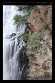Fotogalerie | Langzeitbelichtung | Fliessendes Wasser | Fotoreise Kappadokien | Photo by Evelyn Kopp | Höhlenhotel ASMALI CAVE HOUSE, Türkei