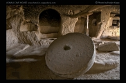 Photo Tour to Cappadocia | Lost Places | ASMALI CAVE HOUSE Small Cave Hotel in Uchisar, Turkey | Image by Evelyn Kopp