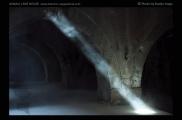 Foto: Licht und Dunkel | Karawansaray | © Evelyn Kopp | ASMALI CAVE HOUSE | Höhlenhotel in Kappadokien, Türkei